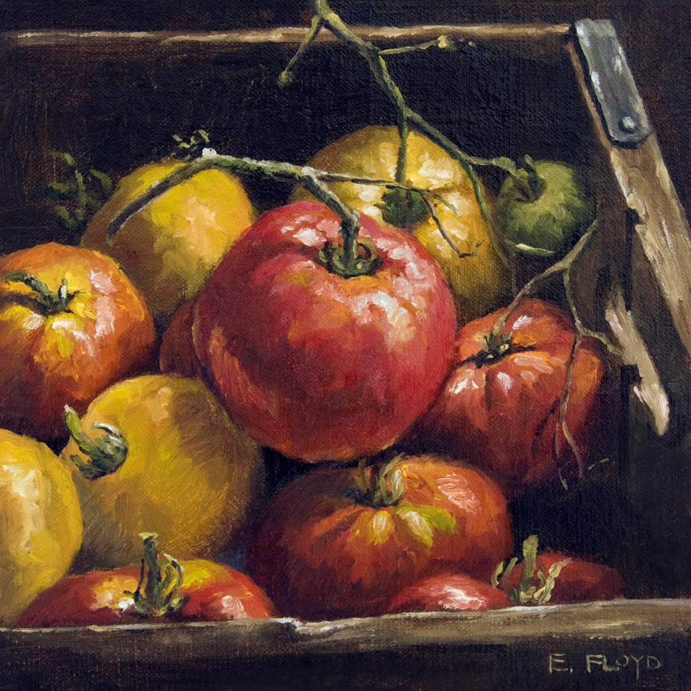 20130719-055 Garden-Tomatoes
