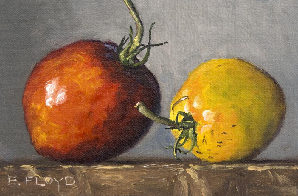 Heirloom Tomatoes #5