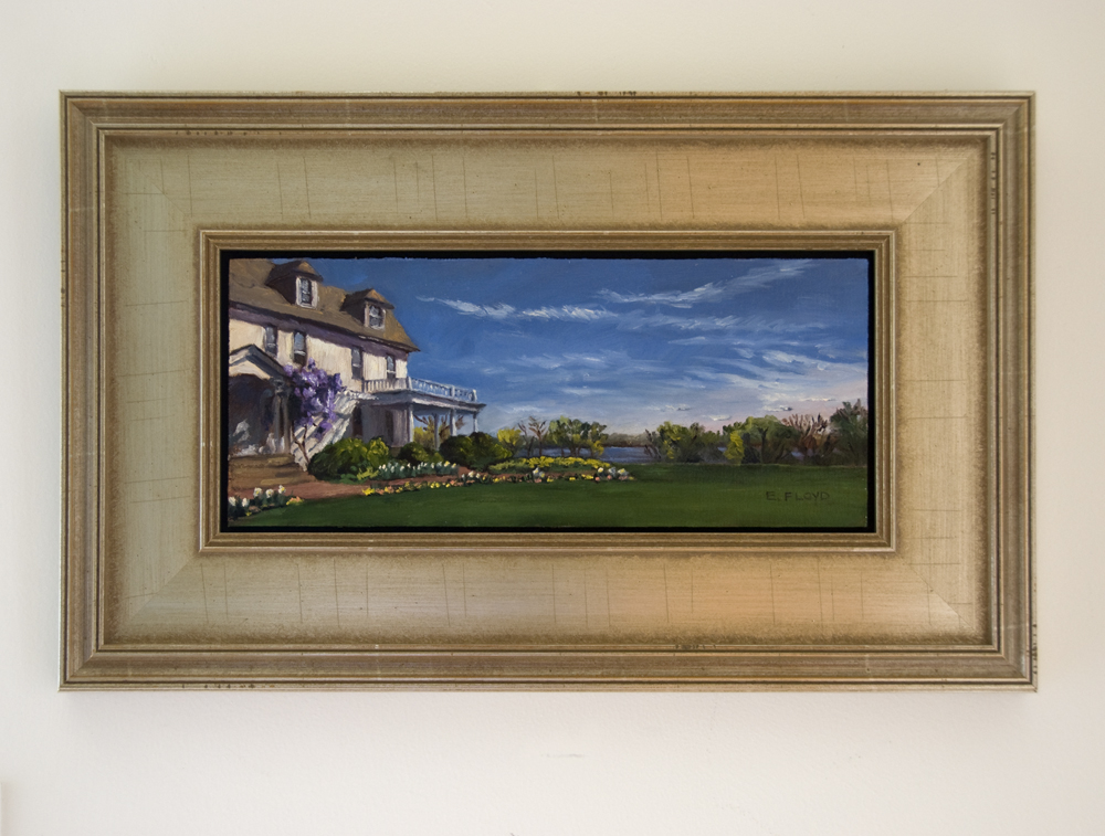 River-Farm-View-of-Potomac-Framed