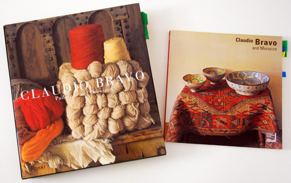 fav-art-books-16 claudio-bravo-1