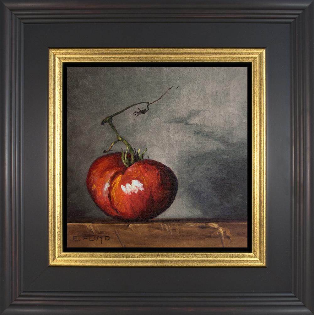 Heirloom Tomato #9- framed