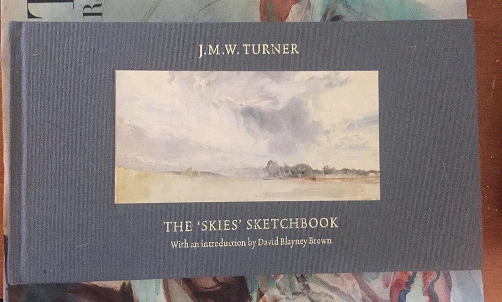 """The """"Skies"""" Sketchbook by J.M.W. Turner.jpg"""