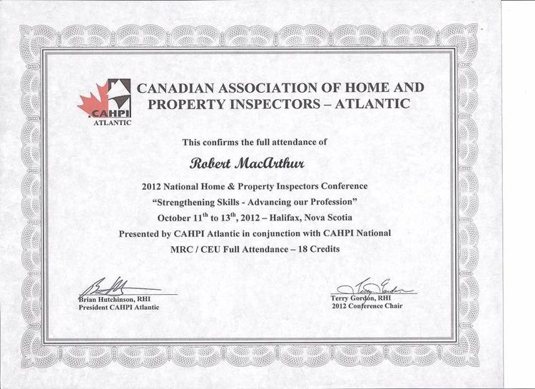About Rgm Home Inspection Services