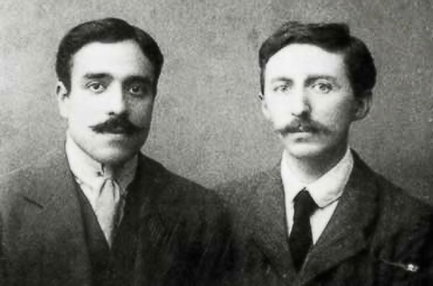 Syed Ross Masood and E.M. Forster