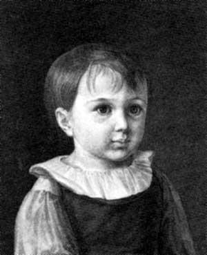 Ernst Rückert, 1829-1832