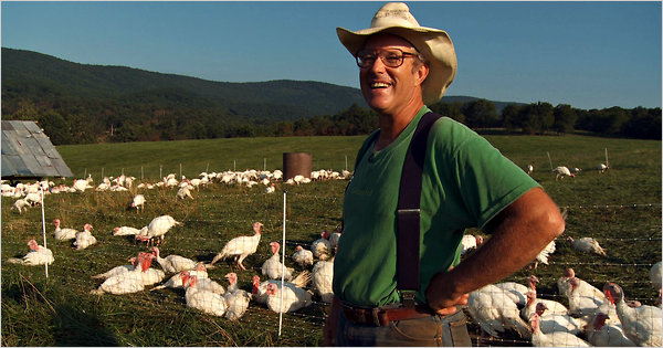 Joel Salatin, The High priest of the pasture, Polyface Farm