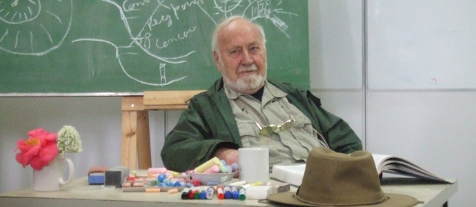Bill Mollison, Father of Permaculture