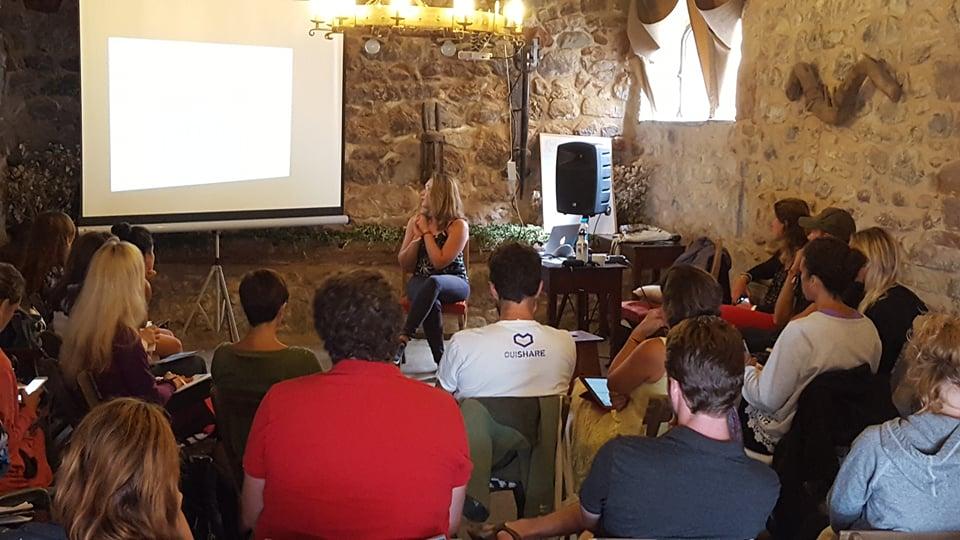 Sandra van der Lee workshop at Freedom x Fest 2018.jpg