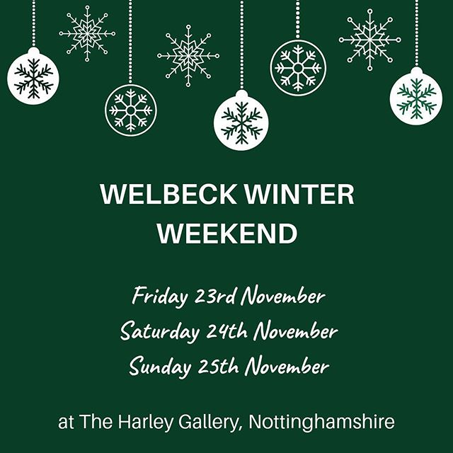 Just over a week to go till I'll be selling my work at the @harley_gallery 's #welbeckwinterweekend ! ❄️🎄🎅🏻 ⠀⠀ I'll have my platters, my pots, my varying sizes of vases and if all goes well in the kiln.. my Christmas baubles! 🤞🏻 ⠀⠀ #ceramics #clay #pottery #porcelain #christmasfair #craftychristmas #handmadegifts #handmadepottery #handmadeintheuk #madeinbritain #slowliving_create #handmadeisbetter #contemporarycraft #contemporaryceramics #modernmaker #makersgonnamake #createmakeshare #ceramicsaretrending #dmucraft #potteryforall #craftsposure #collectandcurate @craftsposure #etsyseller #etsyfinds #etsyshop
