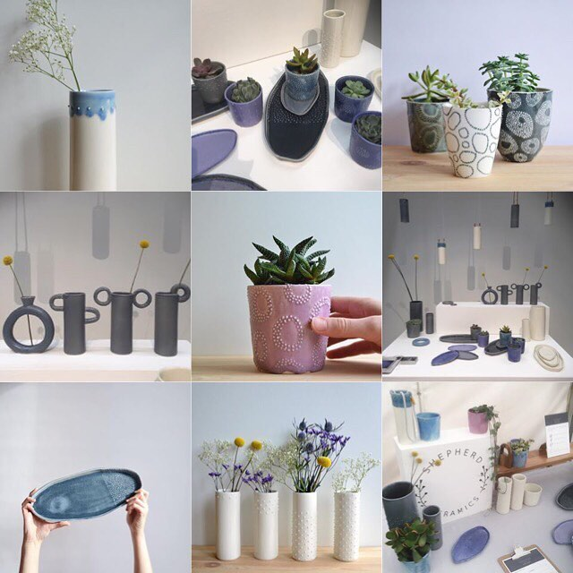 Late to the party (as per usual), but I'd just like to say a big thank you to everyone, be it friends, family, peers and customers, who've supported me and my little business over the last year. ✨ ⠀⠀ It was a cracking year. I created loads of new products, I finished the DMU Artist in Residency (which feels like ages ago!), I finished the DMU Crucible scheme, but have since signed on for Crucible round 2, became a member of @theclayroomleicester , aaaand I took part in my first Christmas Show @theharleygallery which was a great success. ⠀⠀ So thanks once again for all your support, and I look forward to what's to come this year! ⠀⠀ #ceramics #bestnine #clay #pottery #stoneware #porcelain #glaze #handmadevase #handmadepottery #handmadeintheuk #madeinbritain #handmadeisbetter #homedecor #contemporarycraft #contemporaryceramics #creativebiz #modernmaker #makersgonnamake #createmakeshare #ceramicsaretrending #dmucraft #ceramicsmagazine #glazemagazine #etsyseller #etsyfinds #etsyshop #potterylove #potteryforall #craftsposure @craftsposure