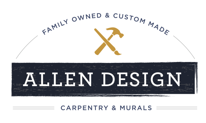 Allen Design - Carpentry, Murals, Interior Design in Bloomington Indiana