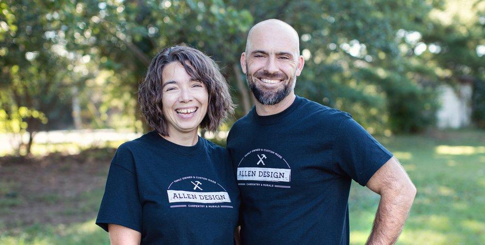 EVA & LUCAS ALLEN, OWNERS