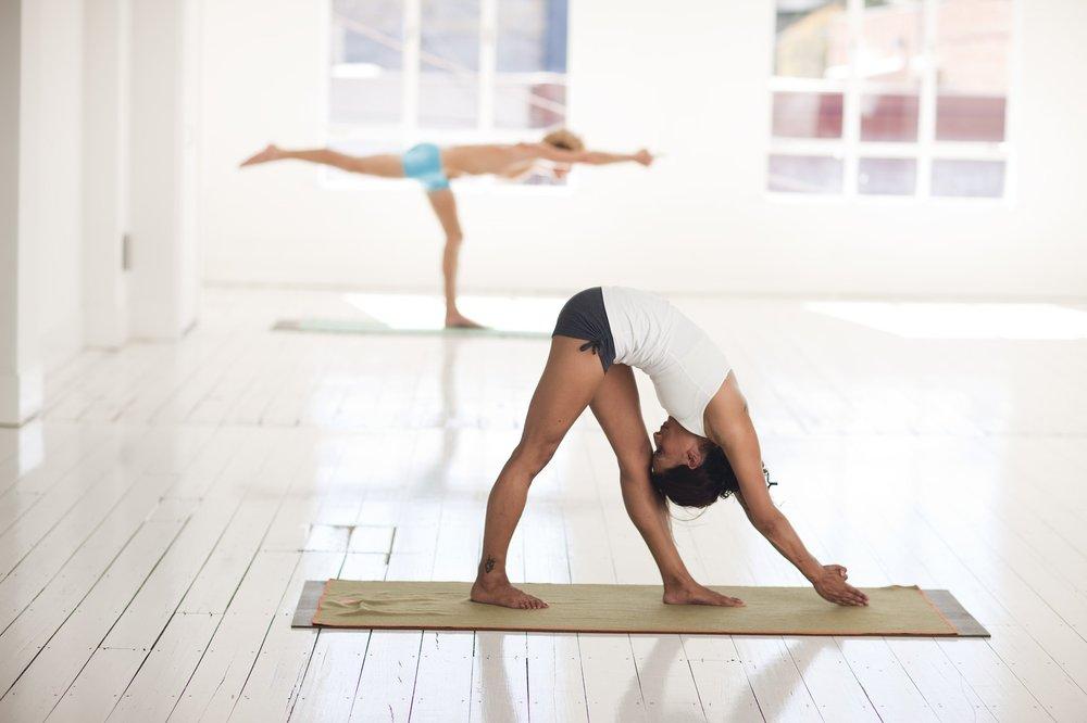 Yoga Flow -