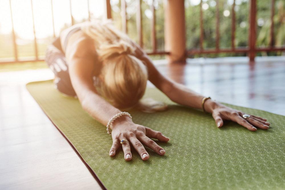 Yin Yoga -