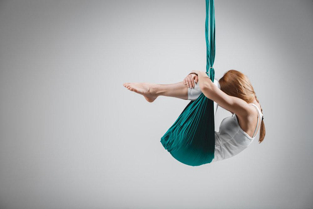 Yoga Aérien -