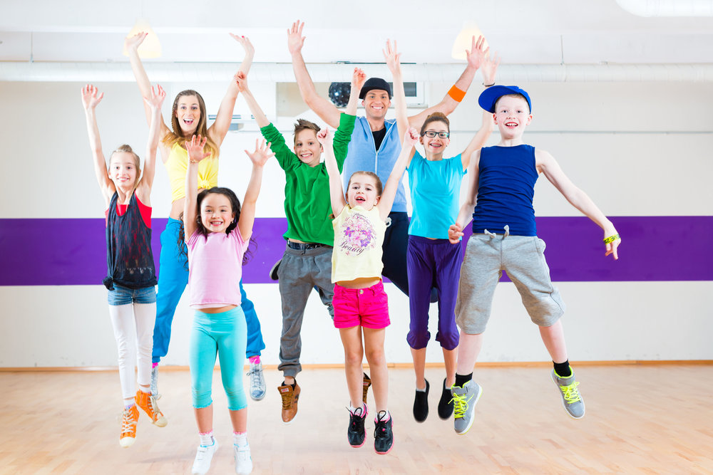 Cours enfants, ados & parents-enfants -