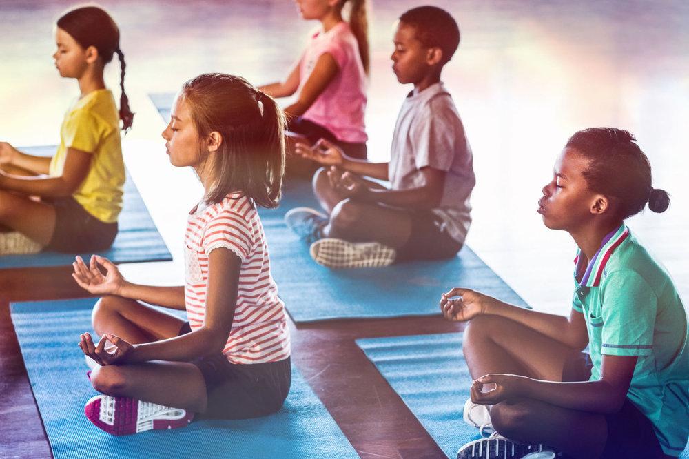 Atelier Pleine conscience - 6 à 10 ans - Samedi 2 février de 14h à 15h30