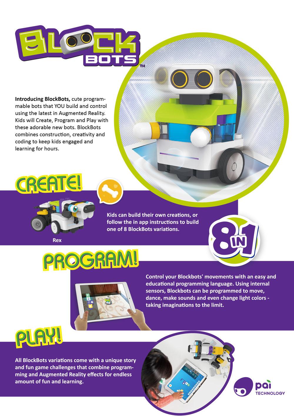 Block Bots - Pai Technology