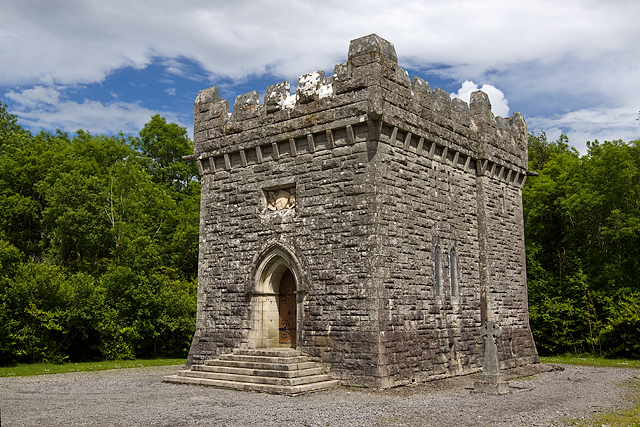 Ffrench Mausoleum - Architecture at the Edge Festival 2017 Galway & Mayo