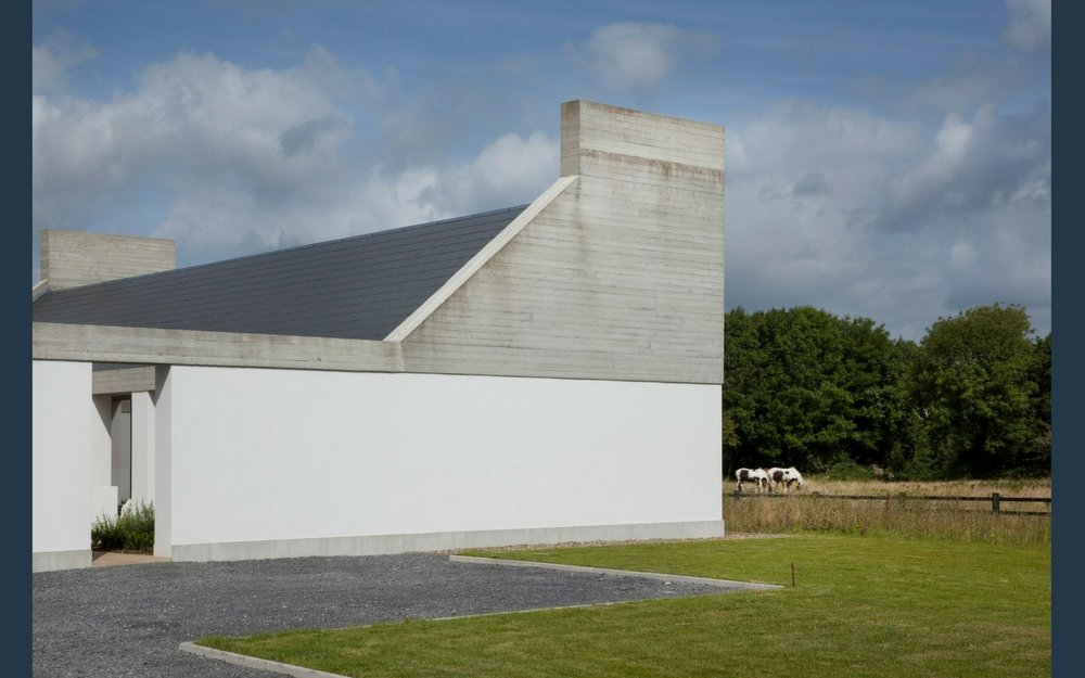 Leegaun House  -  Architecture at the Edge Festival 2017 Galway & Mayo