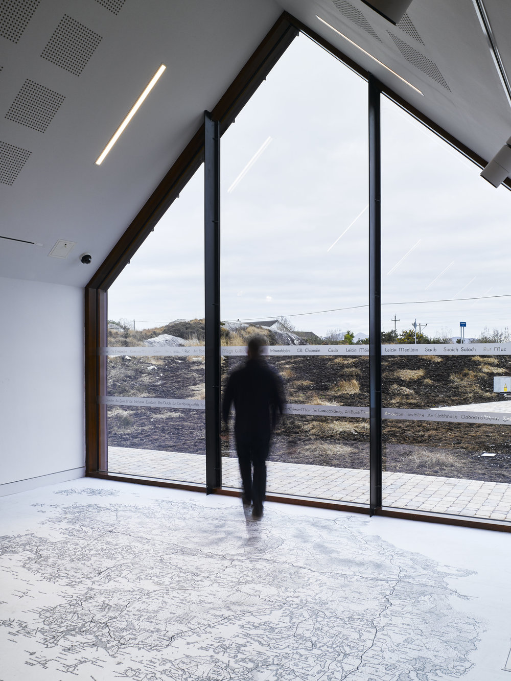 Ionad Cultúrtha an Phiarsaigh -  Architecture at the Edge Festival 2017 Galway & Mayo