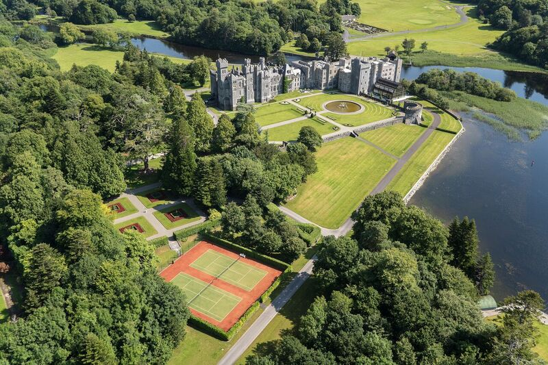 Lough Corrib Tour – Ashford Castle - Architecture at the Edge Festival 2017 Galway & Mayo