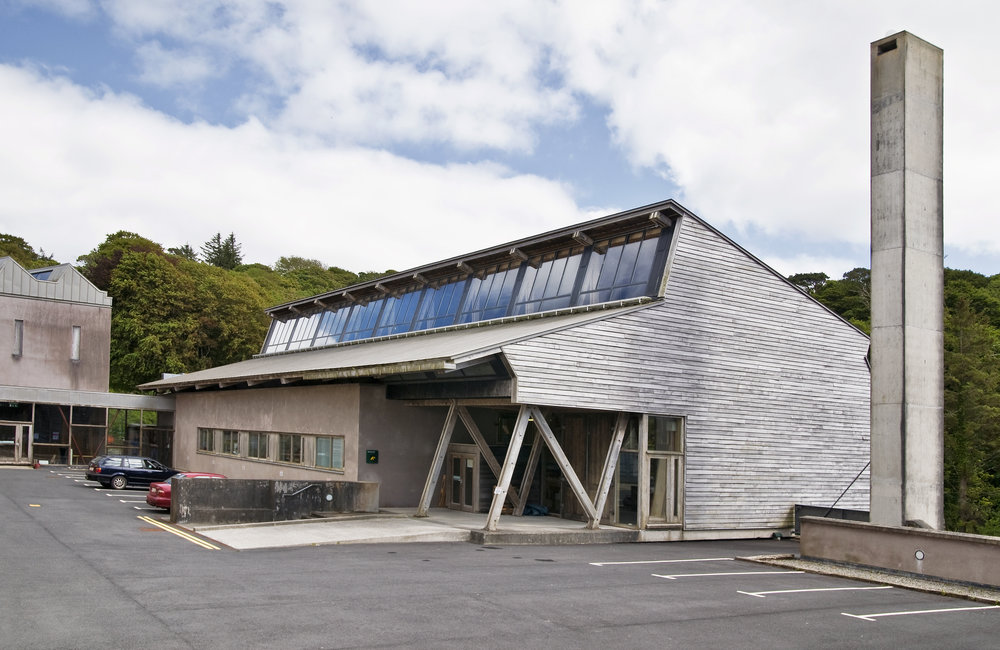 Connemara Tour –GMIT Letterfrack -  Architecture at the Edge Festival 2017 Galway & Mayo