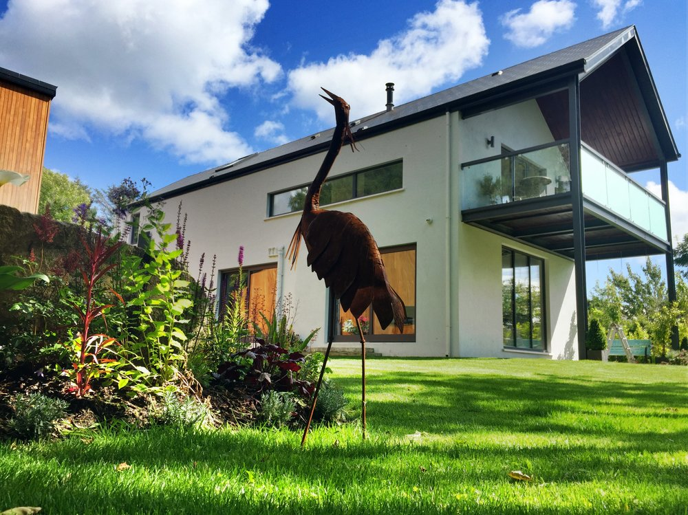 Modern Country House - Architecture at the Edge Festival 2017 Galway & Mayo