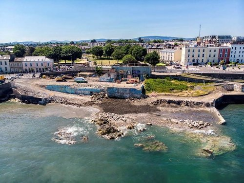 TALK: The Reimagining of Dún Laoghaire's Waterfront