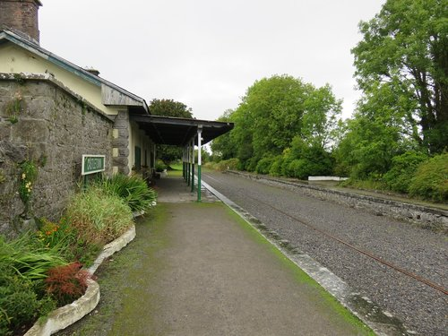 TOUR: Ballyglunin Train Station
