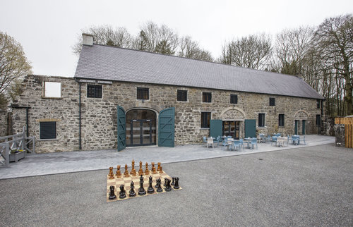 TOUR: Portumna Coach House
