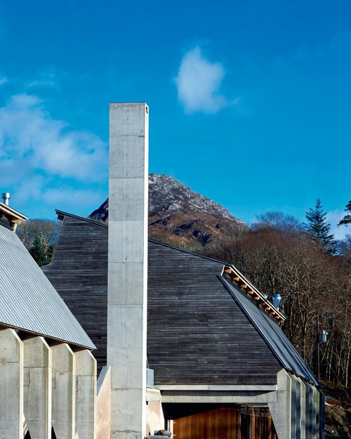 TOUR: GMIT / Connemara West Furniture College, Letterfrack