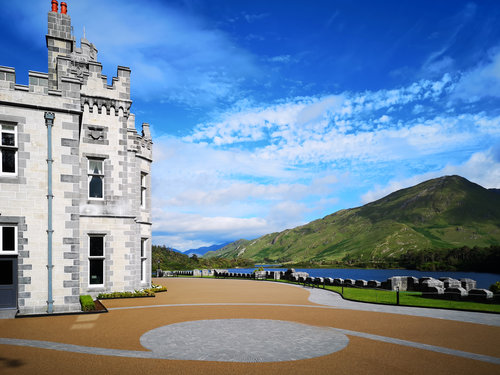 TOUR: Kylemore Abbey Tourism Enhancement Project