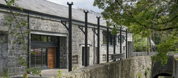 TOUR: NUI Galway 'Adaptive Reuse' Campus