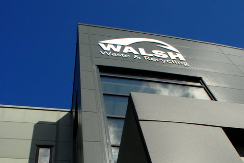 TOUR: Walsh Waste & Recycling Head office