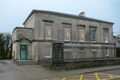 TOUR: Oughterard Courthouse