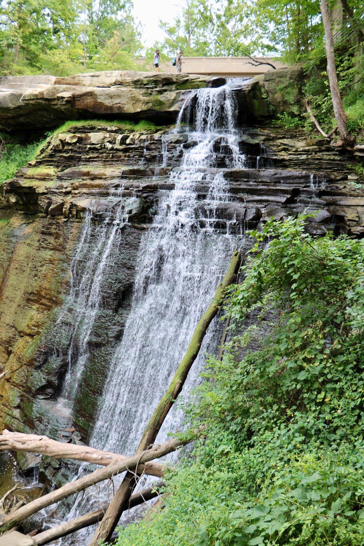 Brandywine Falls, Cuyahoga Valley National Park - Peninsula, Ohio