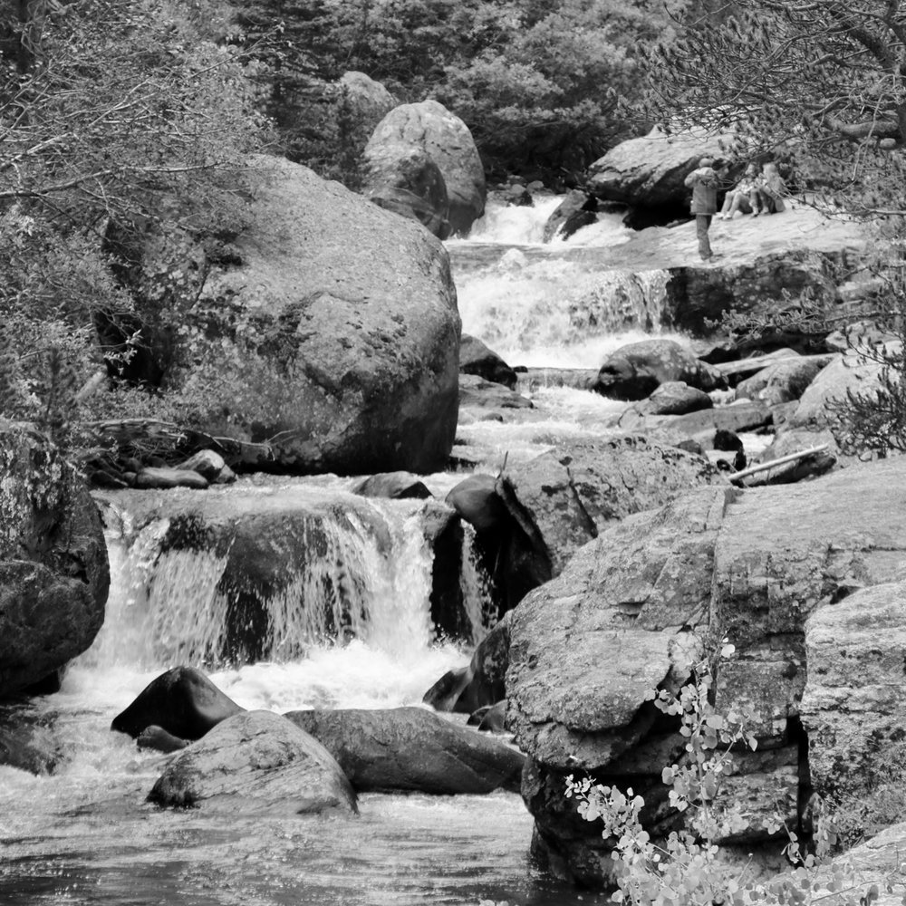 Copeland Falls - Rocky Mountain