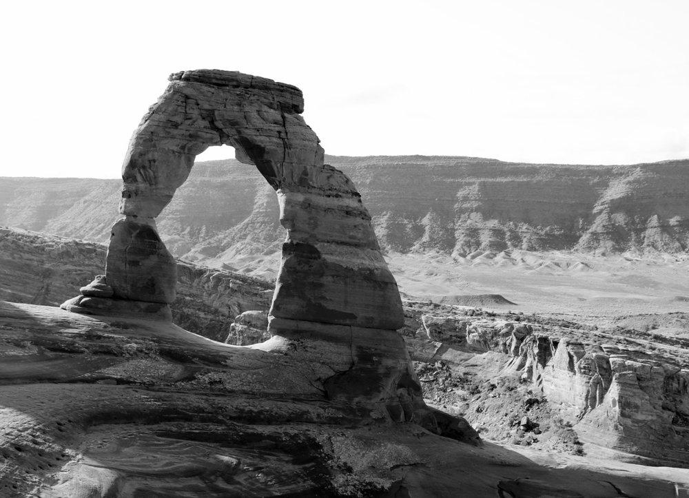 Delicate Arch - Arches