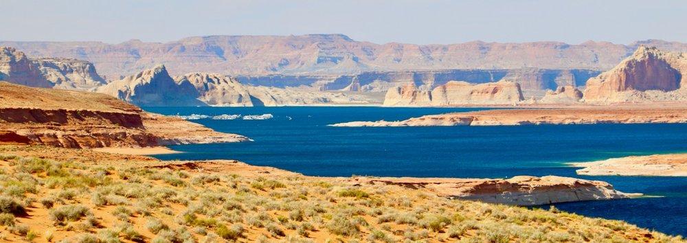 Lake Powell - Glen Canyon National Recreation Area