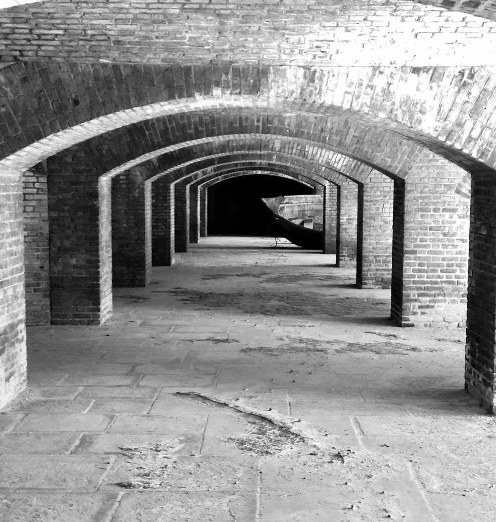 Deep Space, Fort Jefferson - Dry Tortugas