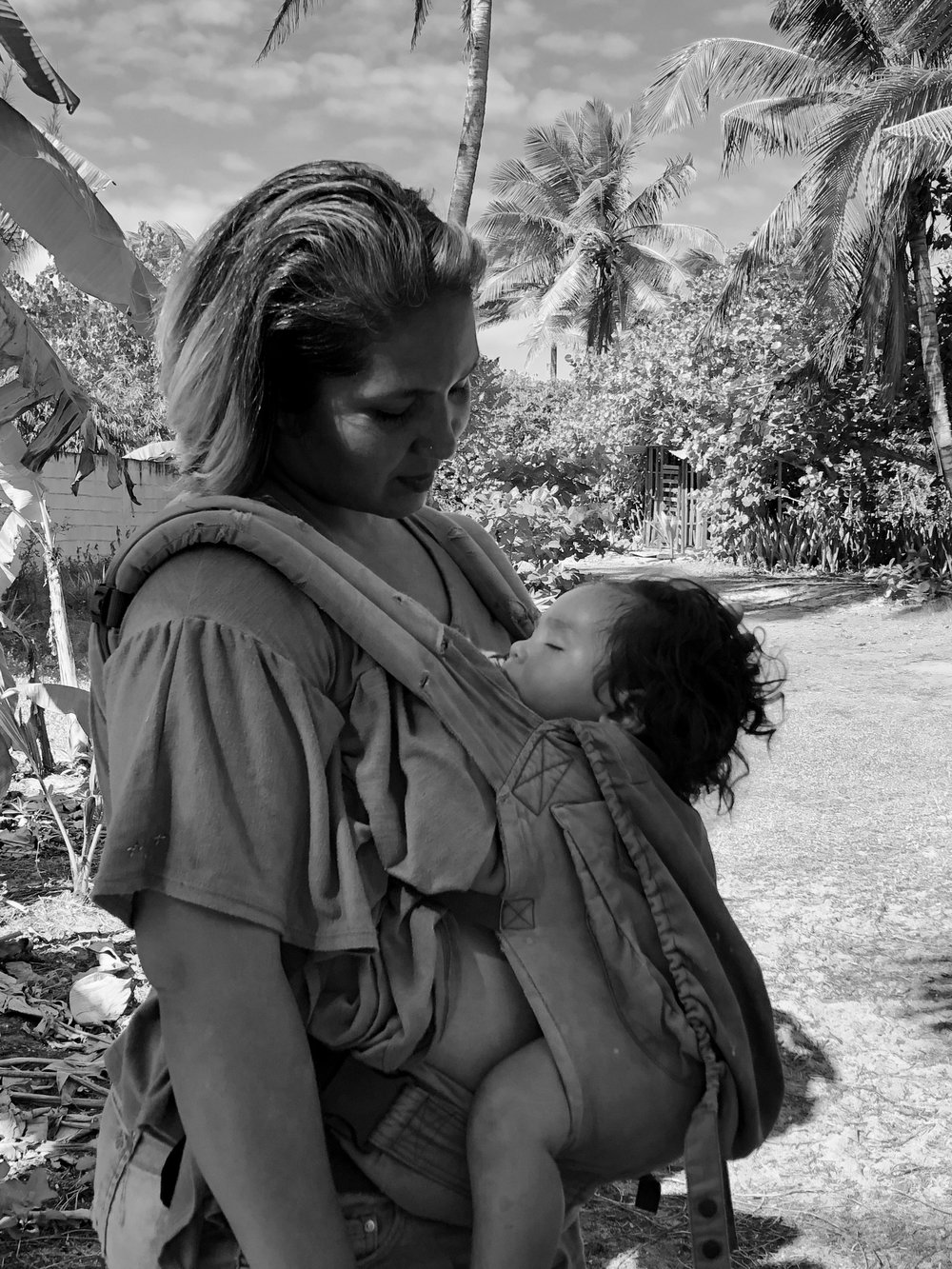 Brave World, Mother and Child - Cambalache, Puerto Rico