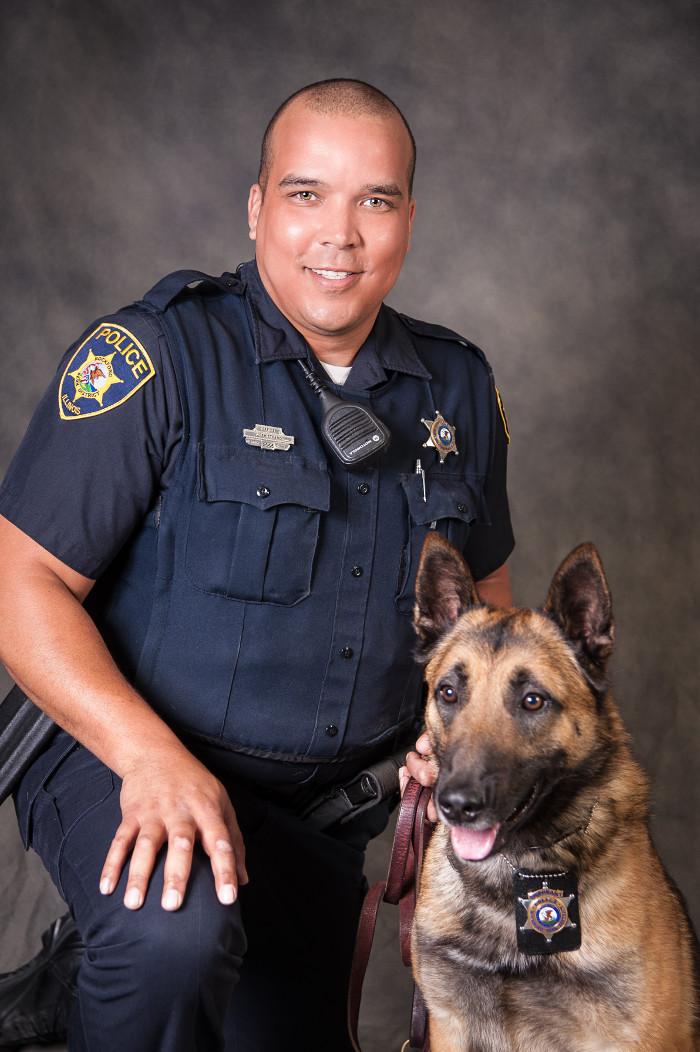 Josh Strand  - Patrol/K-9 Officer