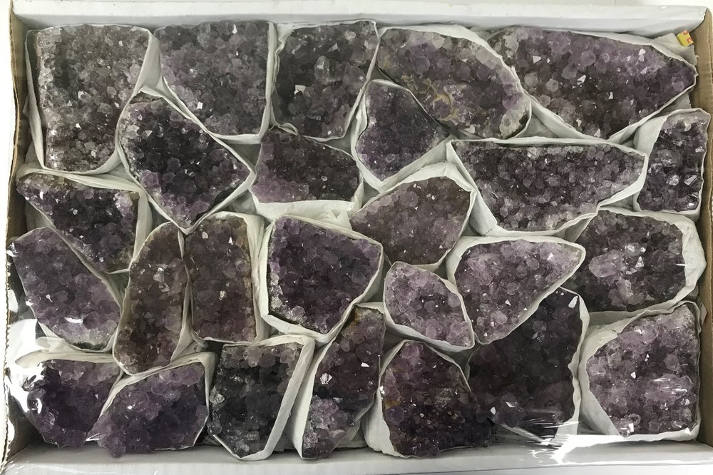 Amethyst Druze - Medium Quality