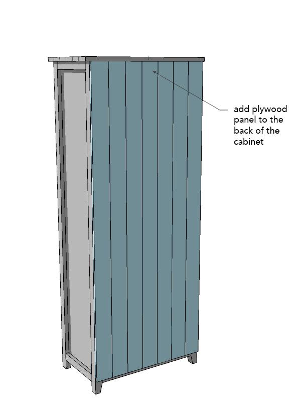 Image 7: Adding the Back