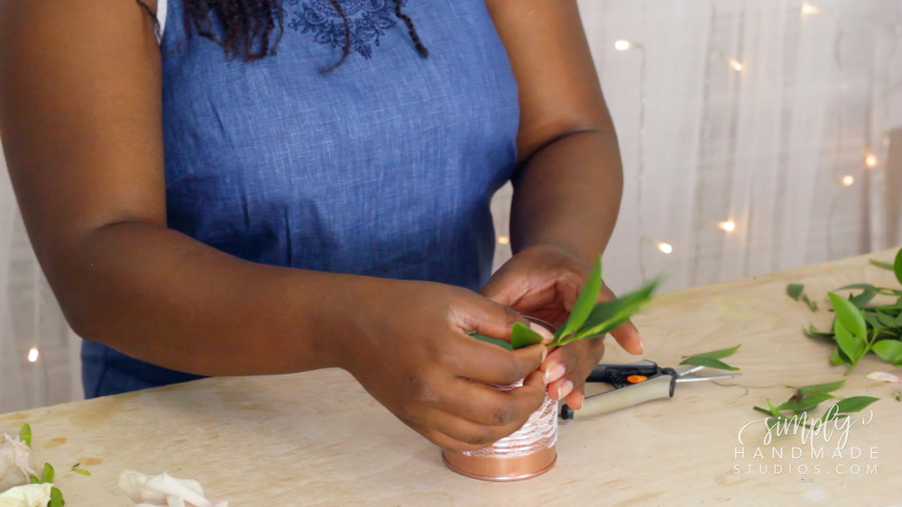 DIY Wedding Centerpiece on a Budget - Simply Handmade Studios
