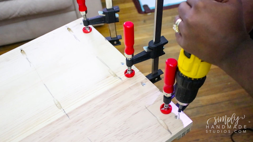 How to build a wood storage cabinet in 9 steps - simply handmade studios