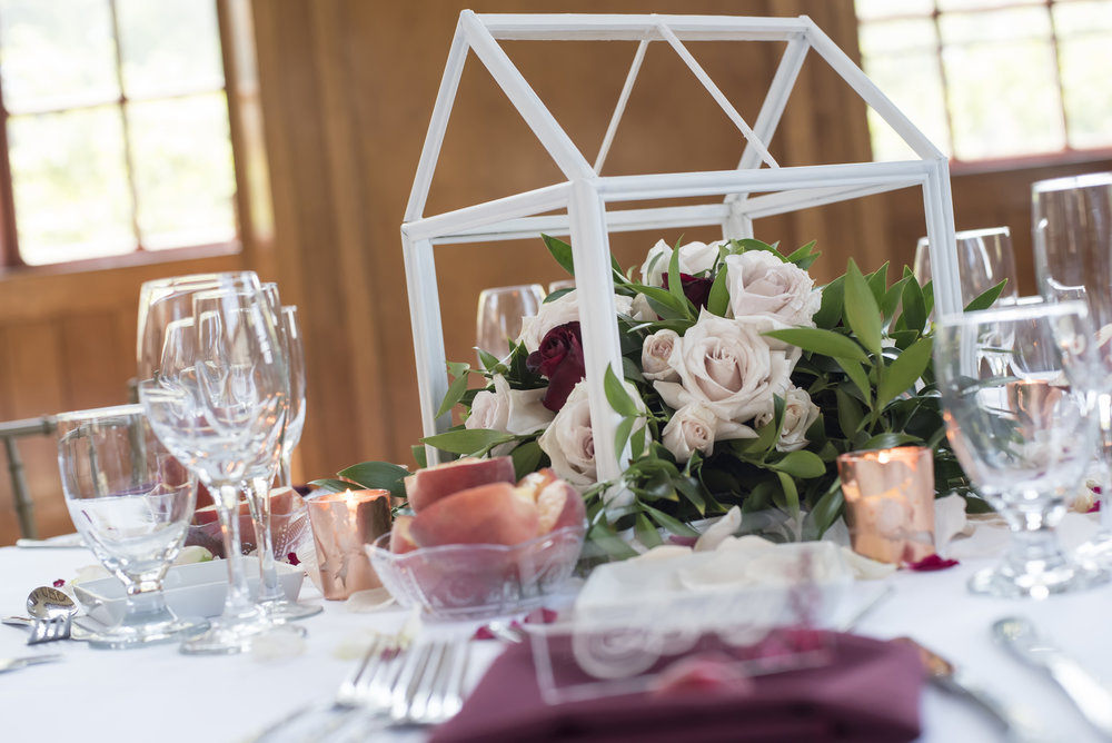 Diy Wedding Centerpiece With Dollar Tree Frames Simply Handmade