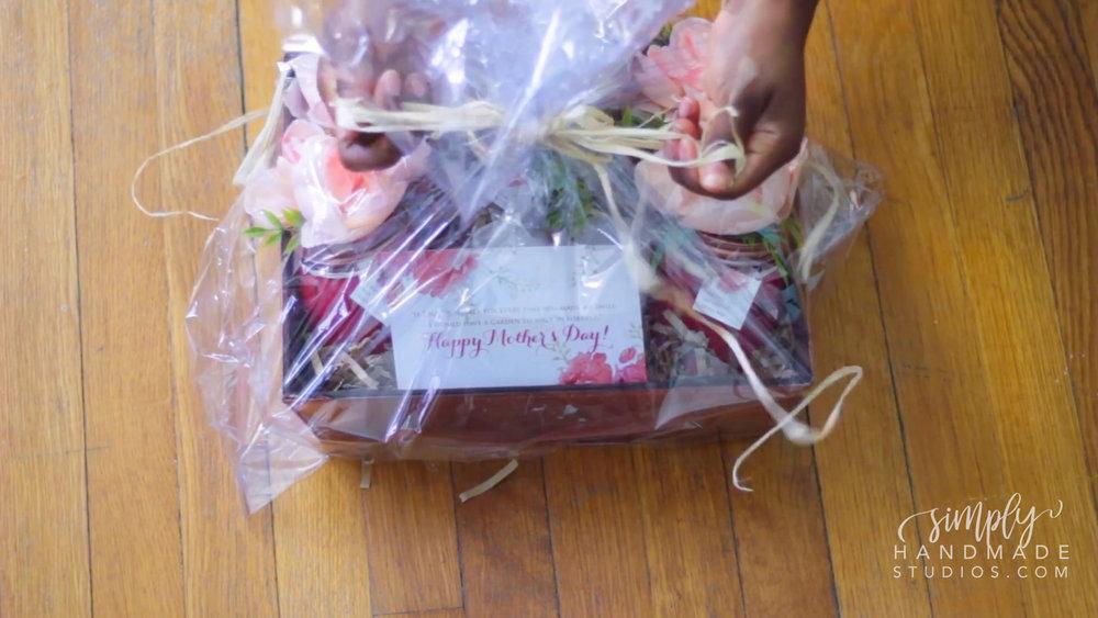 DIY Mother's Day Spa Kit