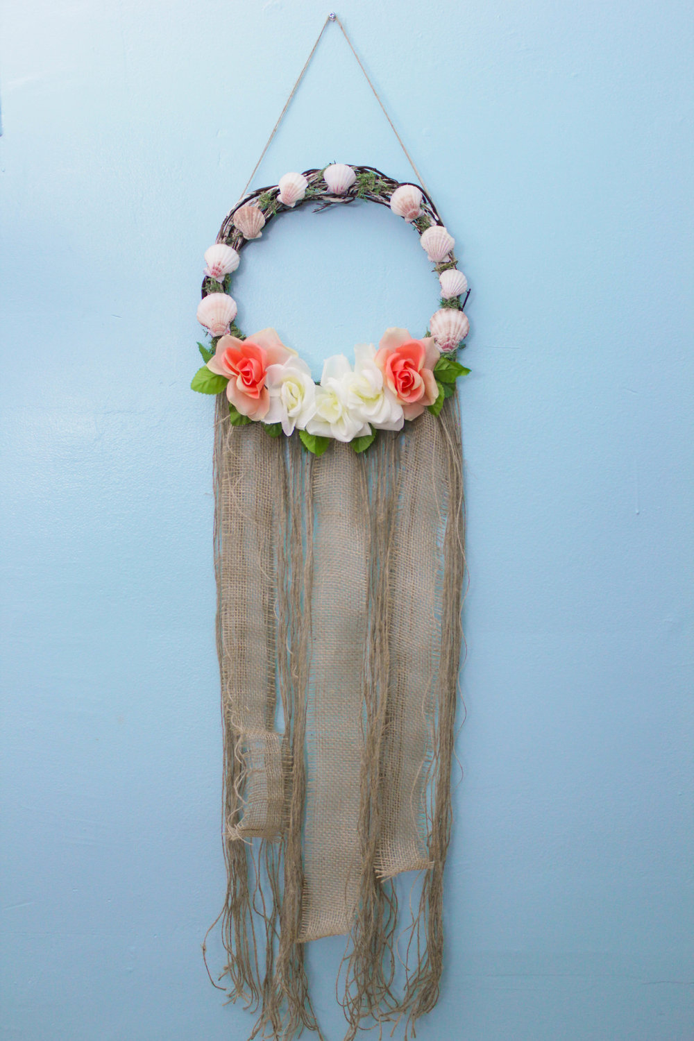 Dollar Tree DIY | Boho Summer Wreath (COMING SOON)